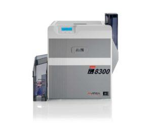 Matica XID8300 Retransfer ID Card Printer