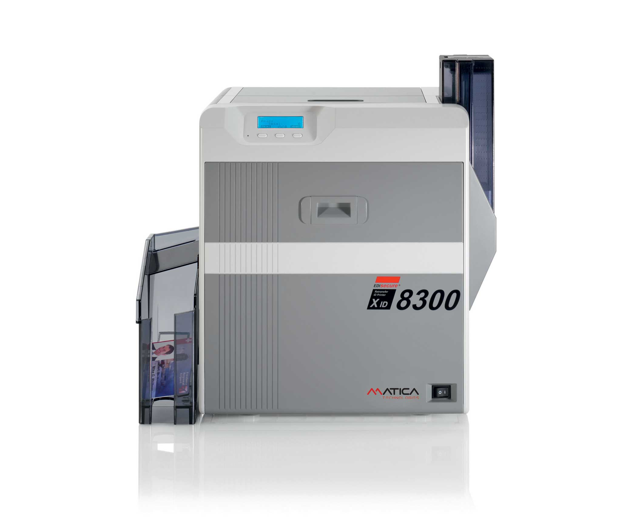 matica xid8300 retransfer id card printer - Id Card Printer
