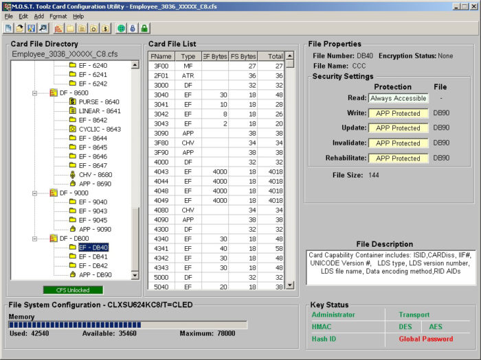 Smart card biometric fingerprint development kit SDK