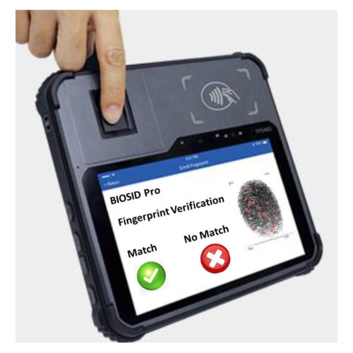 BIOSID Biometric Mobile Identity