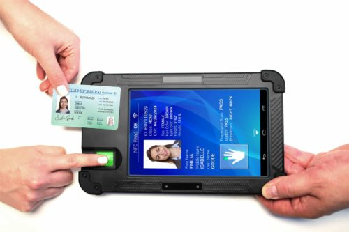 FastCheck™ ID Verification Software | ID Card Authentication