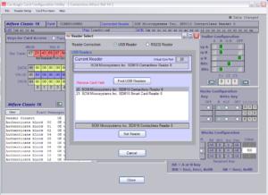 Mifare development kit (SDK)