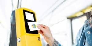 NXP MIFARE DESFire Contactless Card