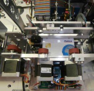 Matica S5200LX Rinas magnetic stripe encoder