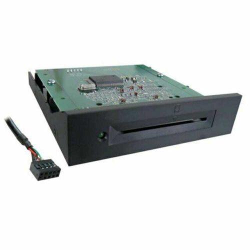 """Identiv (SCM) SCR333 3.5"""" bay smart card reader"""