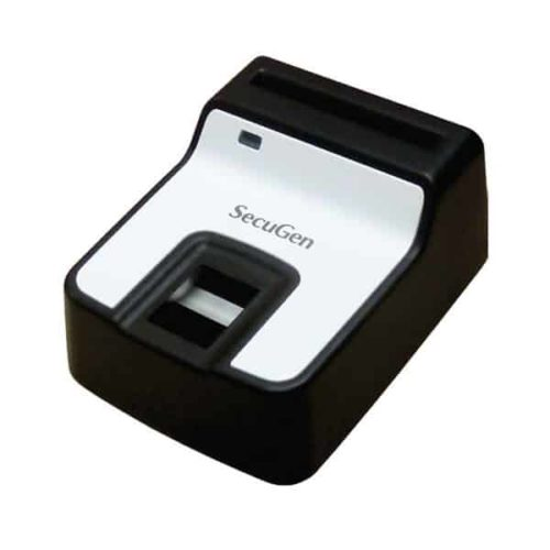 SecuGen Hamster Pro Duo SCPIV Fingerprint Scanner and Smart Card Reader