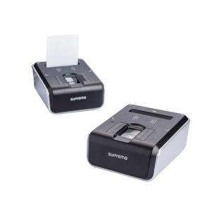 Suprema BioMini Combo Smart Card Reader w/ Fingerprint Scanner