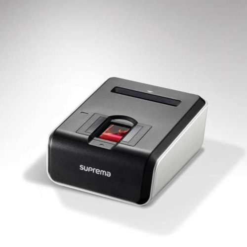 Suprema BioMini Combo Smart Card Reader w/ Fingerprint Scanner
