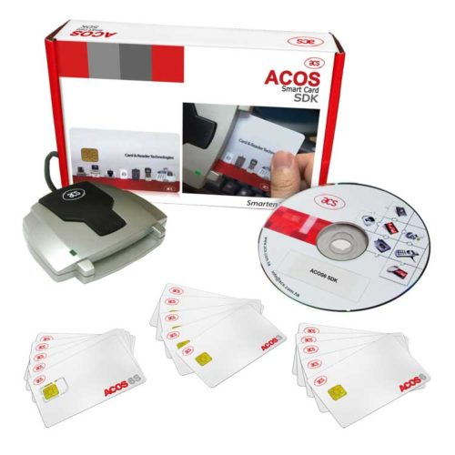 ACS ACOS6 & ACOS6-SAM Multi-Application & Purse Smart Card SDK