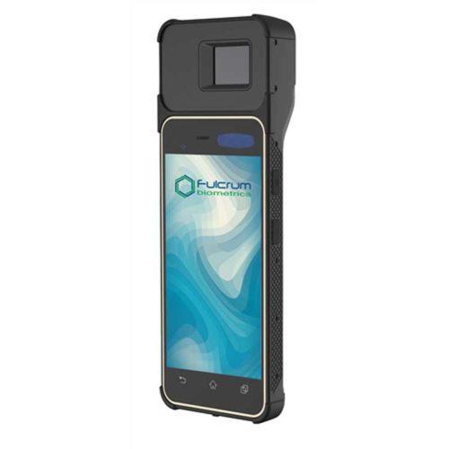 bioCAPTUS R55 Pro Rugged Android Biometrics Handheld