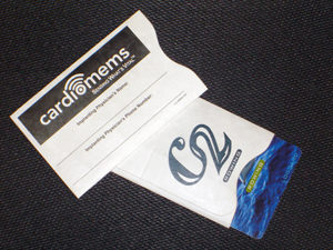 Smart card sleeves wallet books and cd business card by cardlogix tyvek card sleeves colourmoves