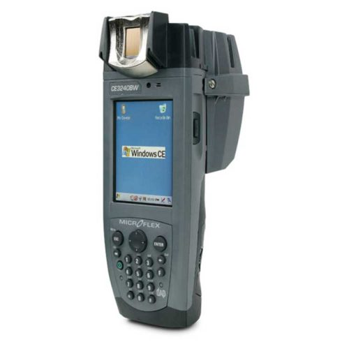 Dap CE3240B biometric TWIC and PIV handheld