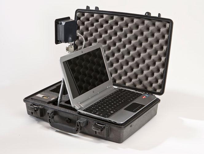 Biometric enrollment kit solution