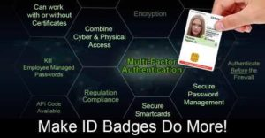 Power LogOn - Smart Card ID Badges