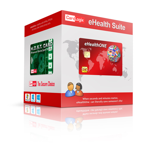 CardLogix eHealthOne Smart Card EHR