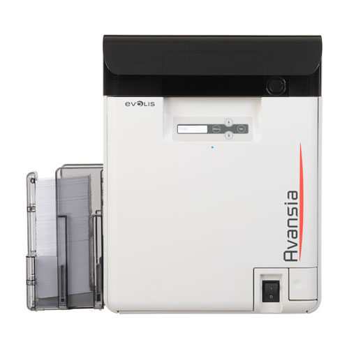 Evolis Avansia 600dpi retrasfer ID card printer