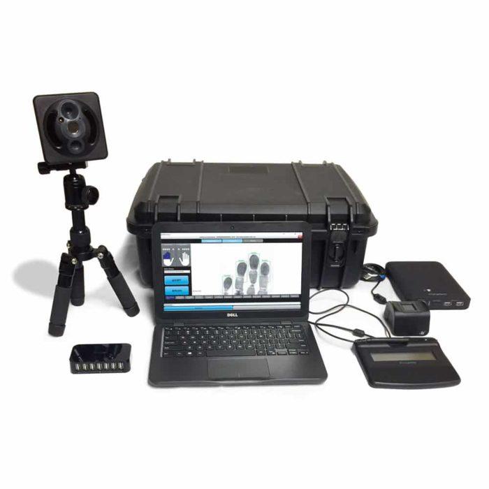 FbF BioEnroll Standard Portable Biometric Enrollment Kit