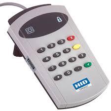 HID Omnikey 3621 Pin-pad and smart card reader
