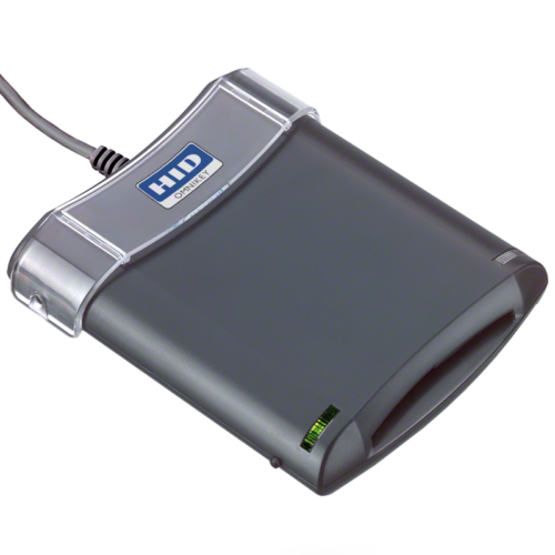 HID Omnikey 5321 dual-interface smart card reader