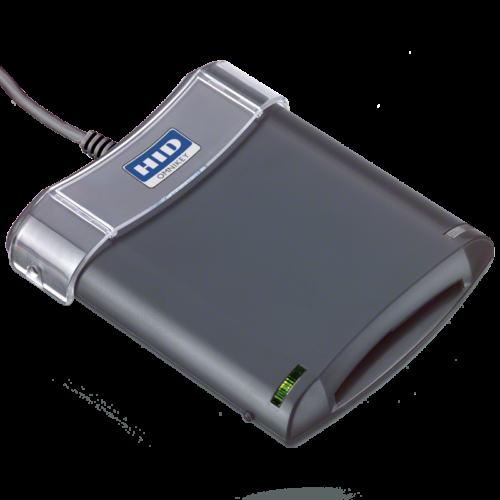 HID Omnikey 5321 dual-interface smart card reader