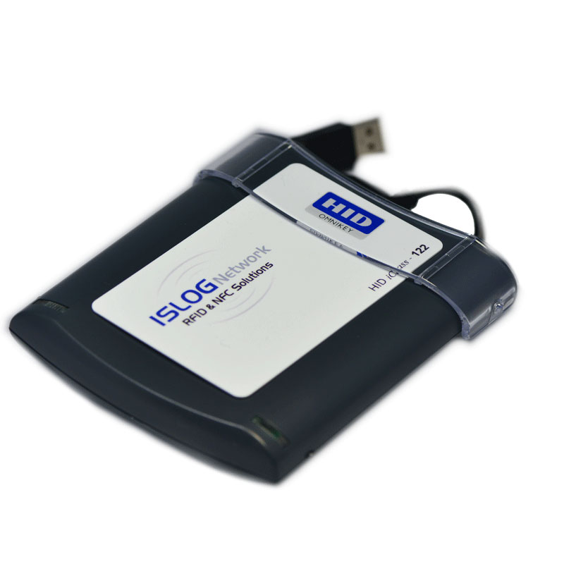 HID Omnikey 5321 CL SAM smart card reader | CardLogix Corporation