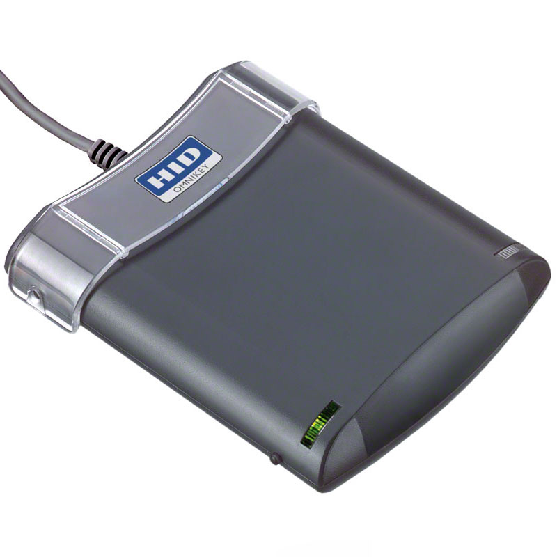 HID Omnikey 5321 CL SAM smart card reader