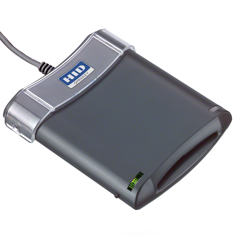 HID OMNIKEY® 5321 Dual-Interface Smart Card Reader
