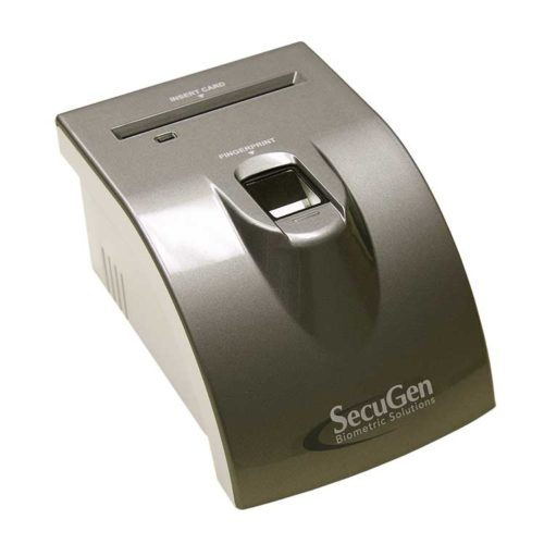 SecuGen iD-USB SC/PIV Fingerprint Scanner and Smart Card Reader