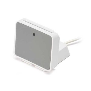 Identiv 2700F contact smart card reader w/ stand