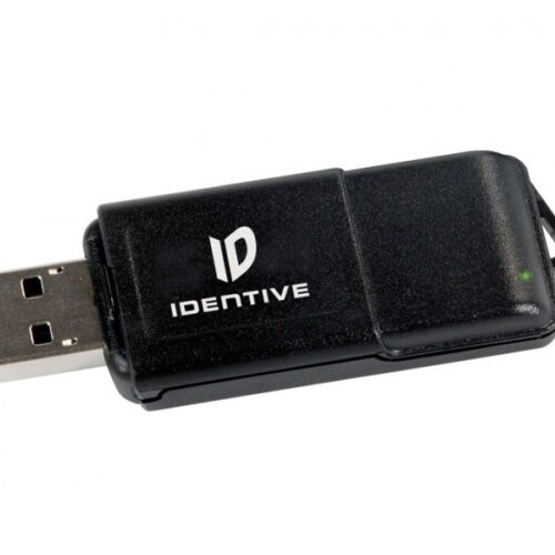 Identiv SCL3711 USB dongle contactless smart card reader