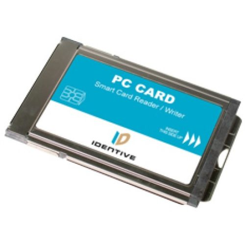 Identiv SCR243 PCMCIA smart card reader