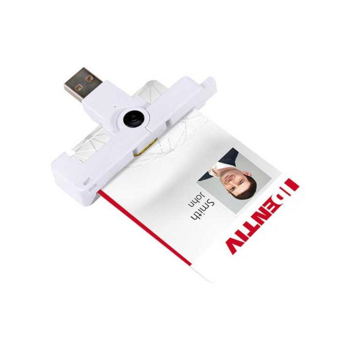 Identiv SCR3500A SmartFold smart card reader 905141