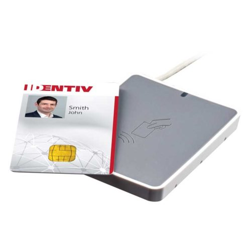 Identiv uTrust 3700F Contactless Smart Card Reader