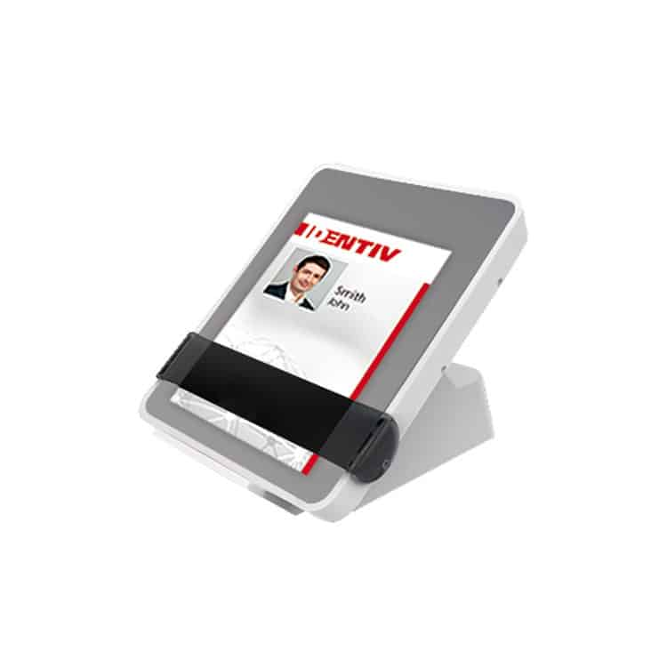 Identiv uTrust 3700F Contactless Smart Card Reader with stand