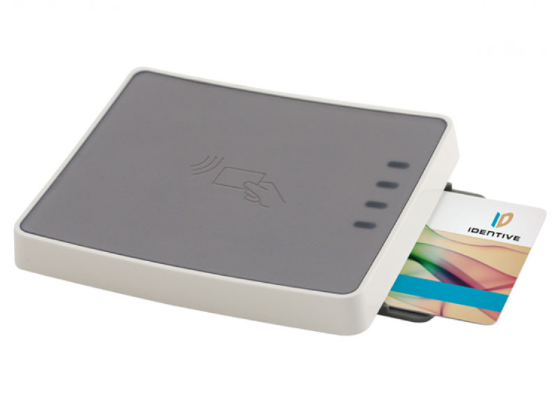Identiv uTrust 4701 Dual-interface smart card reader