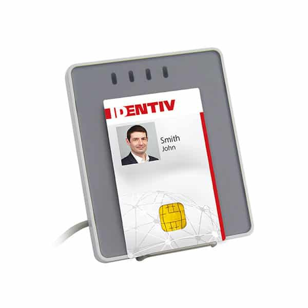 Identiv 4711 F Smart Card Reader w/ SAM