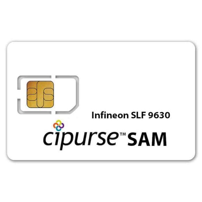 Infineon CIPURSE SAM Card SLF 9630