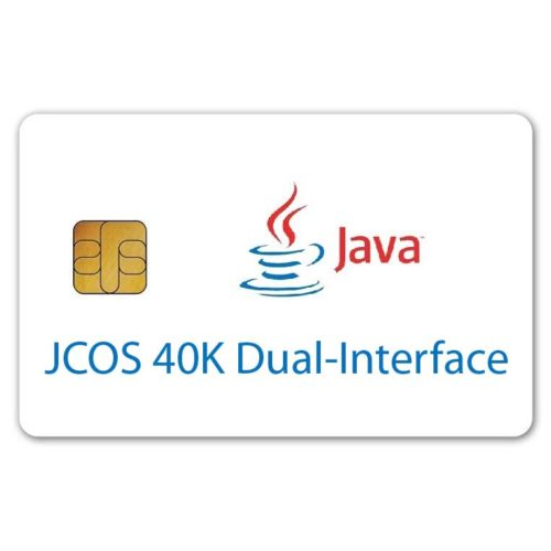 Infineon SLE 77 JCOS Dual-Interface Java Card