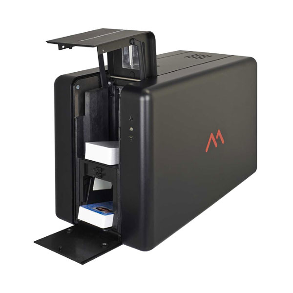 Matica Espresso 2 Card Printer (Black)