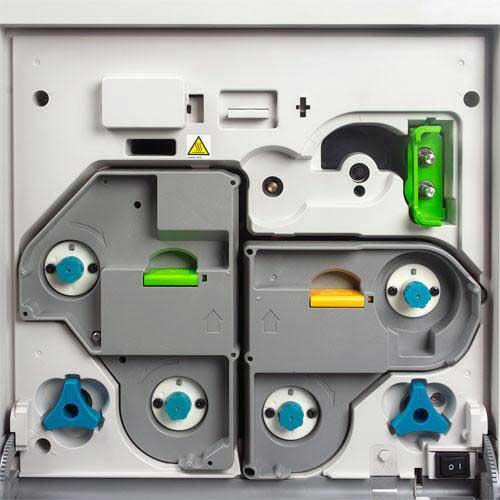 Matica Retransfer printer - inside
