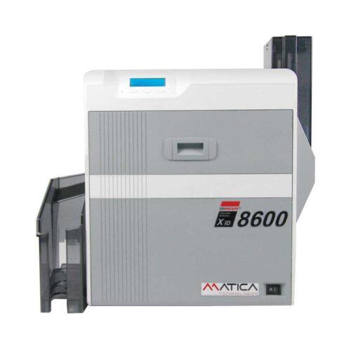 Matica XID8600 Retransfer Card Printer