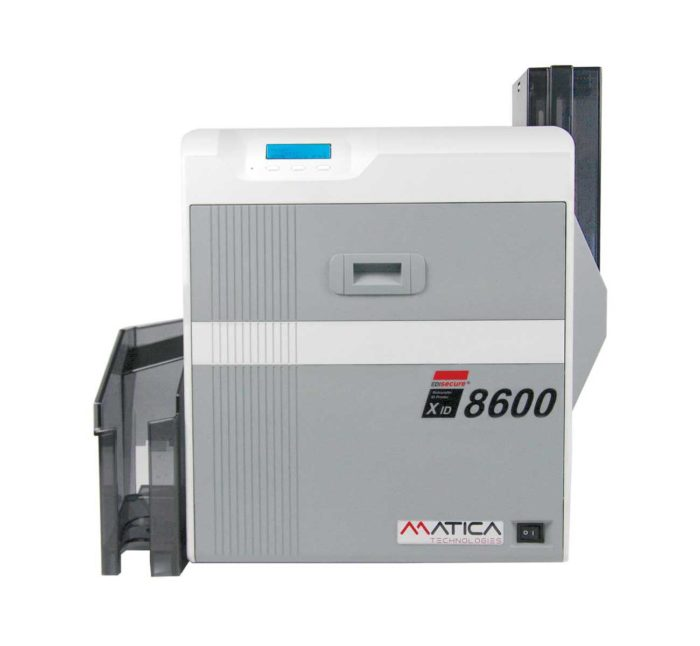 Matica XID8600 Retransfer Card Printer