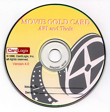 Movie Gold - Movie theater smart card API and software