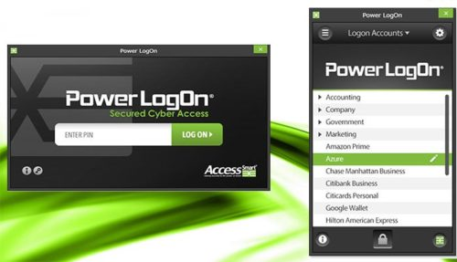 Power LogOn - New look 2015