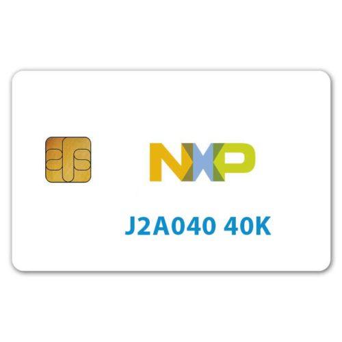 NXP JCOP J2A040 v2.4.1 Rel 3 Java Card 40K