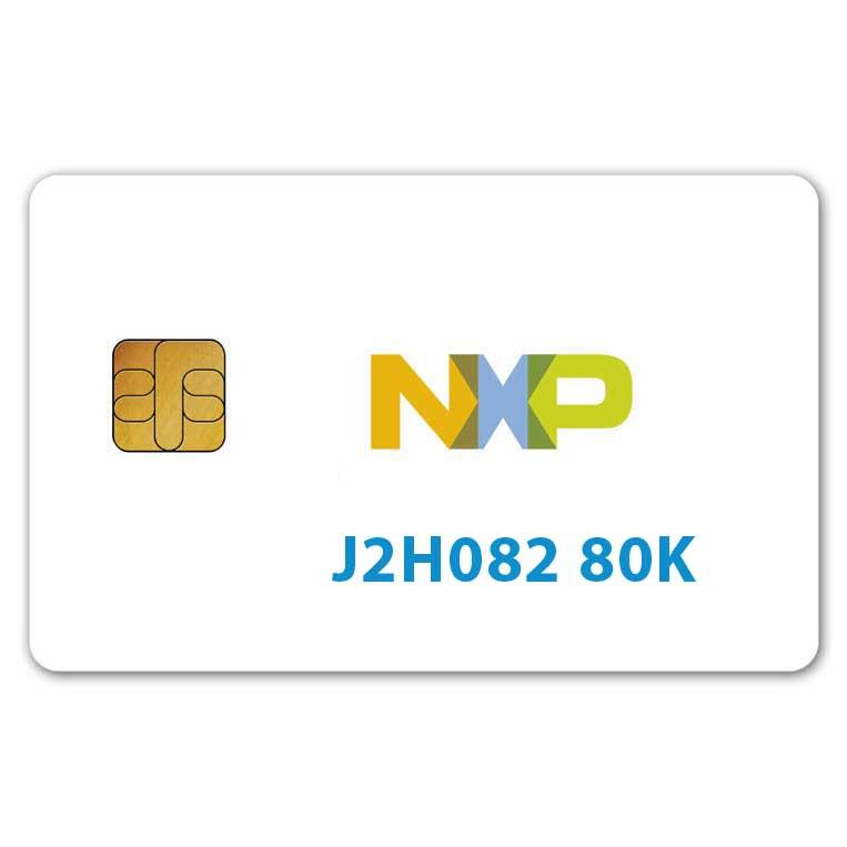 NXP JCOP3 J2H082 80K Java Card