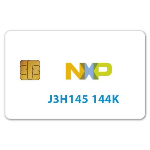 NXP JCOP 3 J3H145 Dual-Interface Java Card 3.0.4