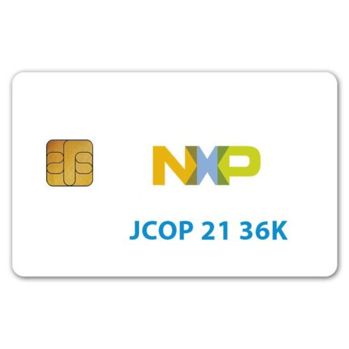 NXP JCOP 21 36K Java Card