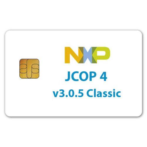 NXP JCOP 4 Java Card v3.0.5 Classic 200K