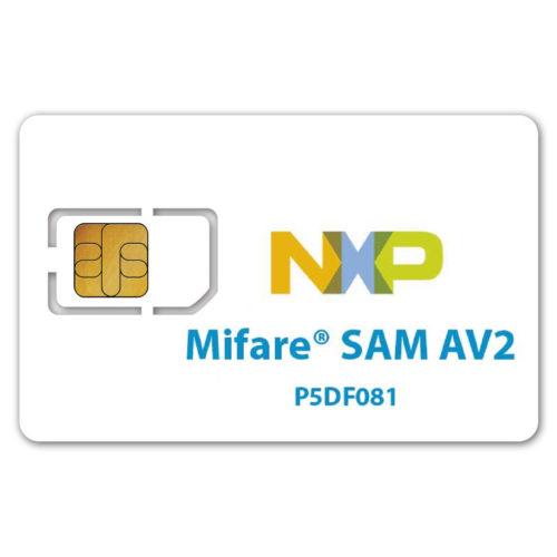 NXP Mifare SAM AV2 Card P5DF081